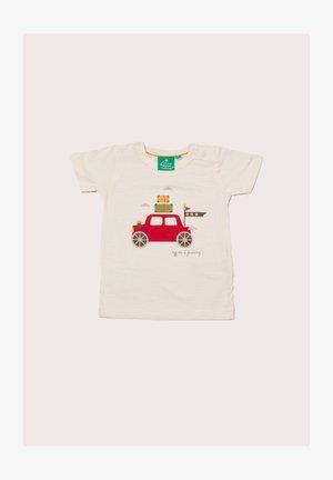 JOURNEY  - T-shirt print - off white