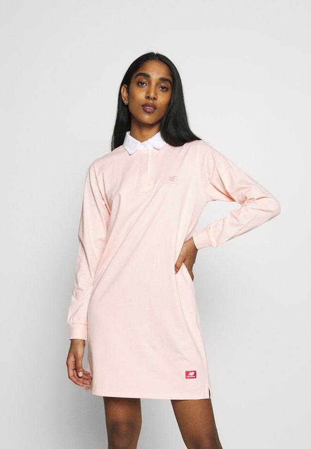 ATHLETICS DRESS - Vardagsklänning - peach