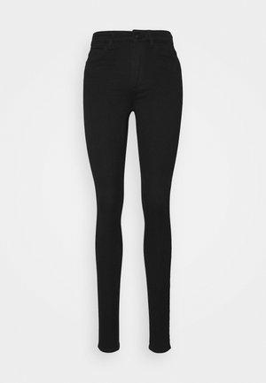 ONLROYAL HIGH - Jeans Skinny Fit - black