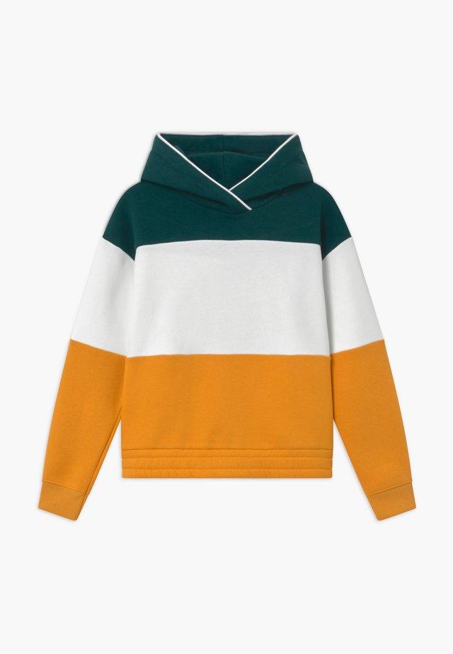 BOXY HOODIE TEENAGER - Sweatshirt - curry