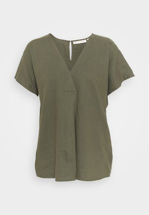 BRIZA RINDA  - Blouse - beetle green