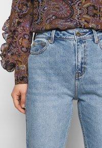 ONLY Petite - ONLEMILY LIFE ANKLE  - Straight leg jeans - medium blue - 5
