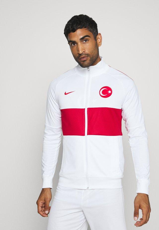 TÜRKEI - Voetbalshirt - Land - white/sport red