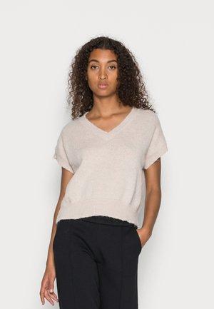 JDYFIREZ - Basic T-shirt - cement