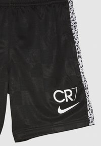 Nike Performance - CR7 DRY SHORT - Sportovní kraťasy - black/total orange - 2