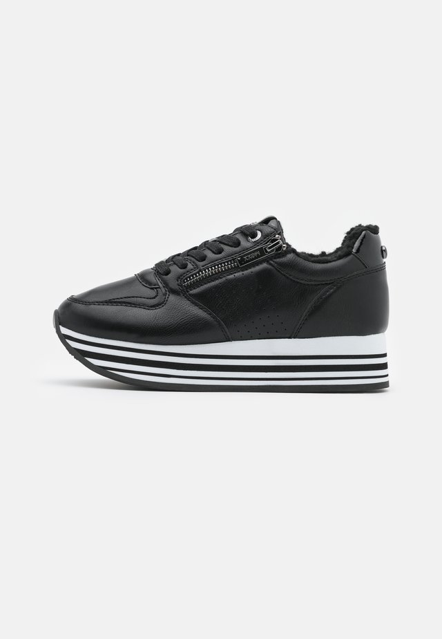 FABIOLLA - Trainers - black