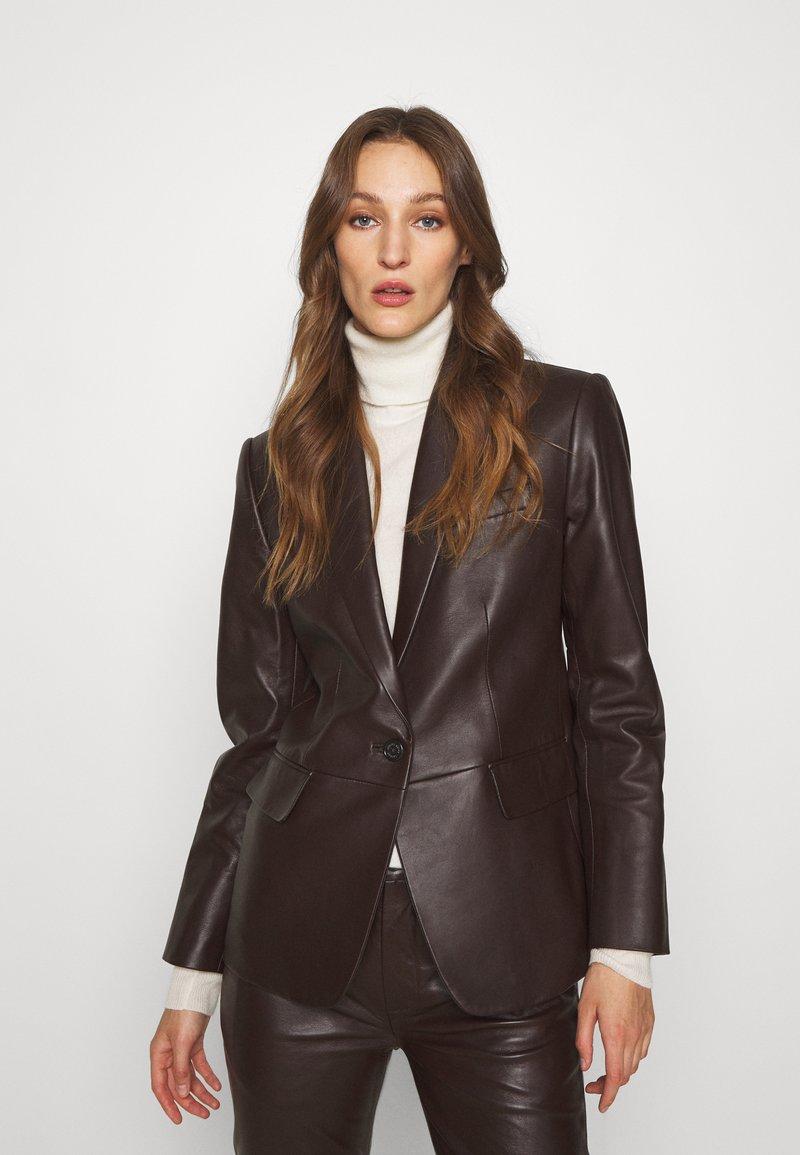 Lauren Ralph Lauren - BONARO - Blazer - chocolate