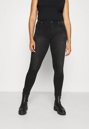 CARKARLA LIFE - Jeans Skinny Fit - black