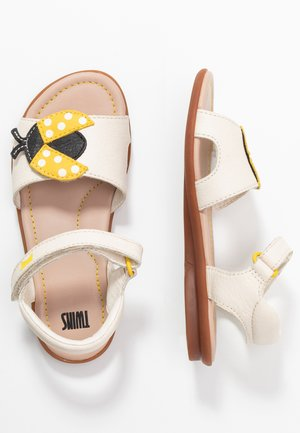 RIGHT KIDS TWINS - Sandalias - light beige