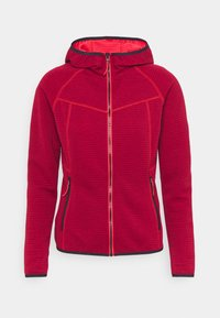 Icepeak - BERRYVILLE - Fleece jacket - cranberry - 0