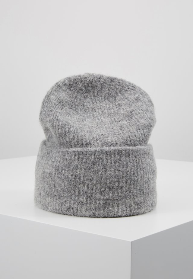 NOR HAT - Mössa - grey/dark grey