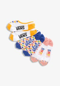 Vans - WM SUNNY DAY CANOODLES (6.5-10, 3PK) - Socks - multi - 0