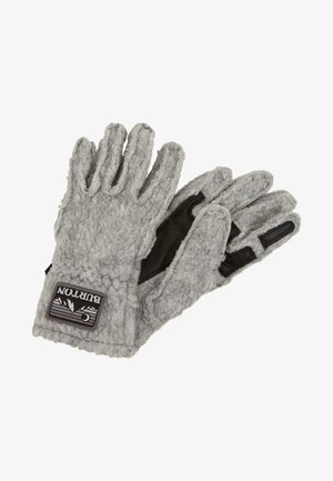 STOVEPIPE - Gloves - gray heather