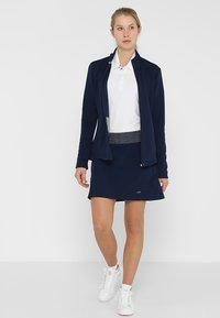 adidas Golf - ESSENTIALS  - Sweatjakke /Træningstrøjer - dark blue - 1