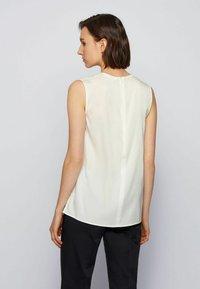 BOSS - IEMILYNE - Blouse - white - 2