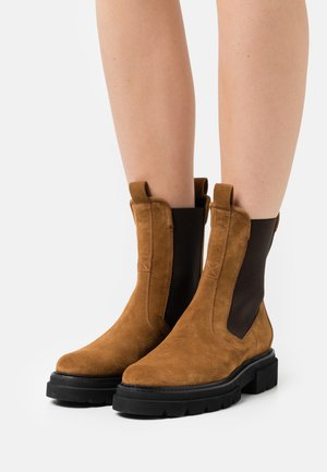 Platform ankle boots - rovere
