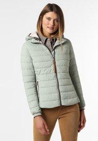 camel active - STEPP - Winter jacket - mint - 0