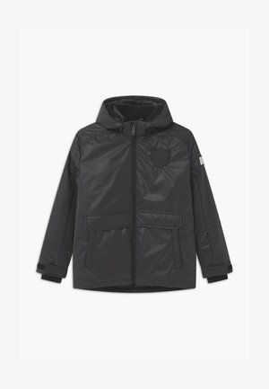 TECHNICAL REFLECTIVE UNISEX - Snowboardová bunda - black reflective