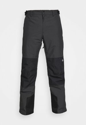 BOX PANT - Snow pants - antracithe