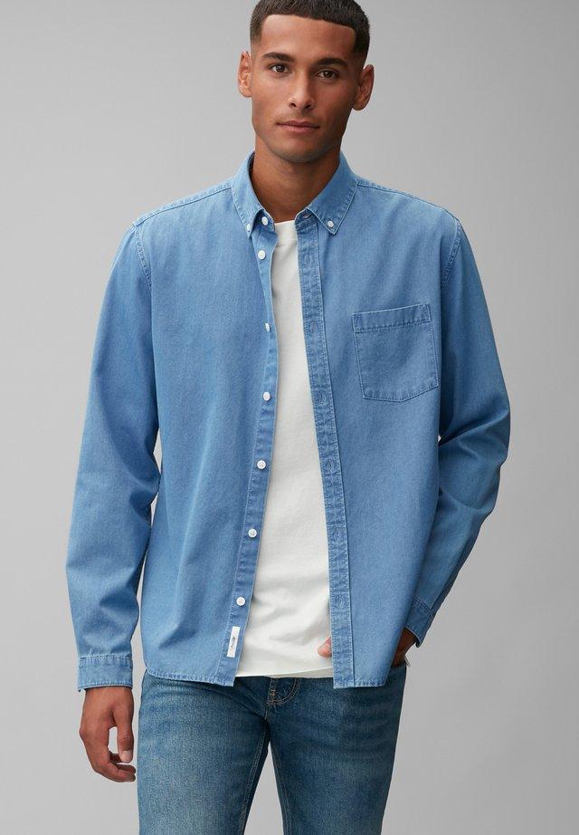 Koszula - chambray blue