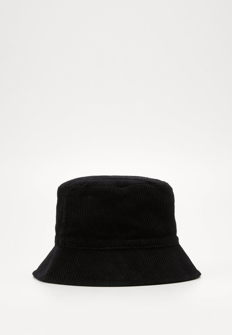Pieces - PCJIOLA BUCKET HAT - Hat - black