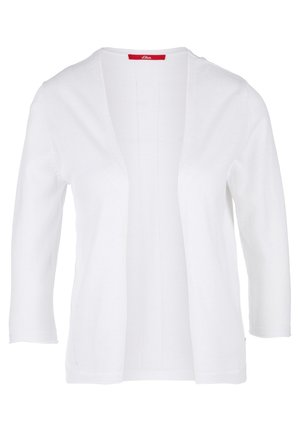 OPEN FRONT - Cardigan - white