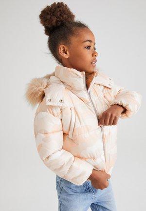 Winterjas - pink