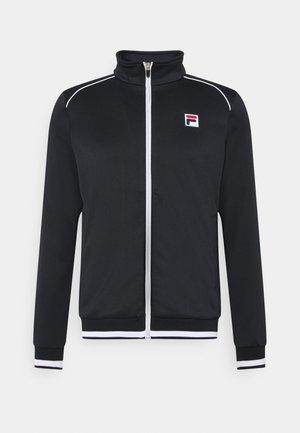 JACKET BEN - Sportovní bunda - black