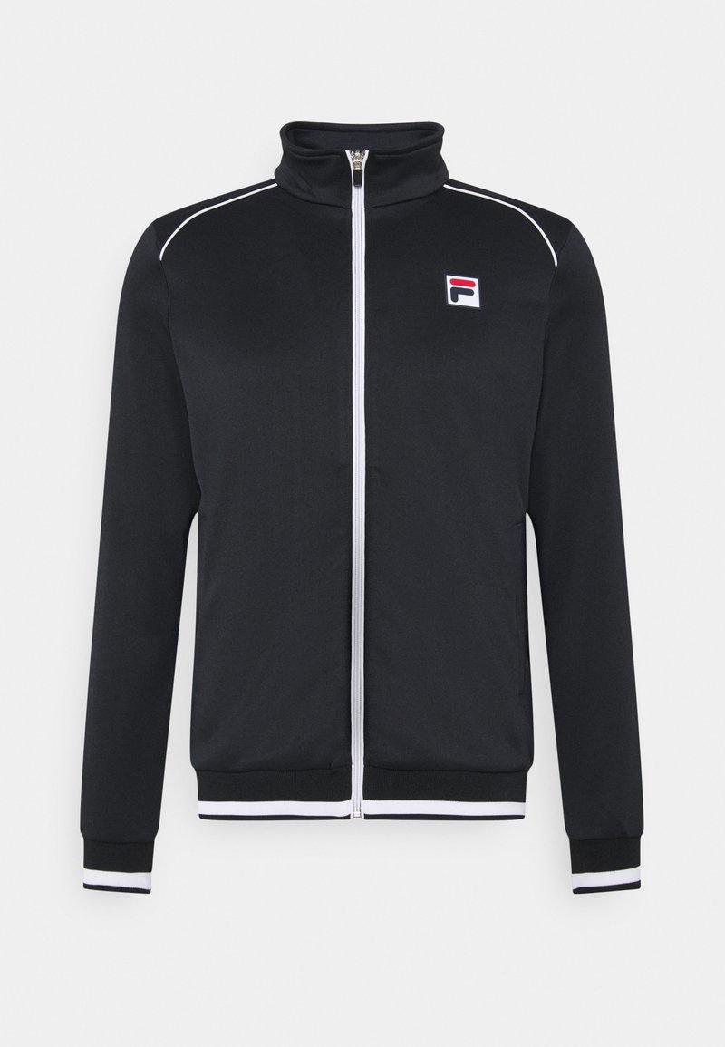 Fila - JACKET BEN - Sportovní bunda - black