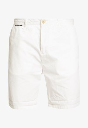 CLASSIC CHINO  - Shorts - denim white