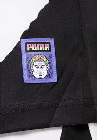 Puma - RETRO  - Print T-shirt - black - 5
