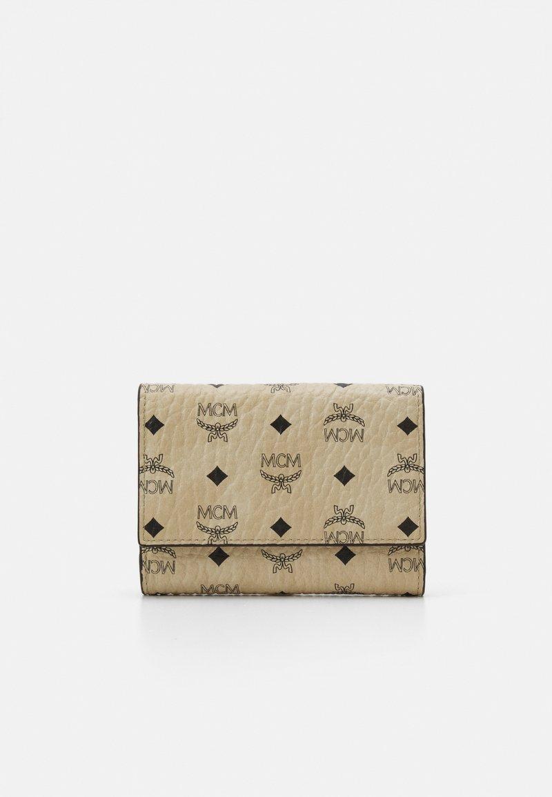 MCM - Wallet - beige