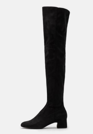LUKAS - Over-the-knee boots - black