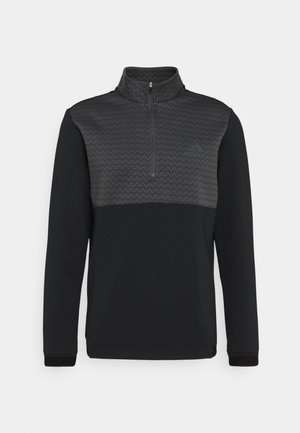 COLD.RDY ZIP - Sweater - black