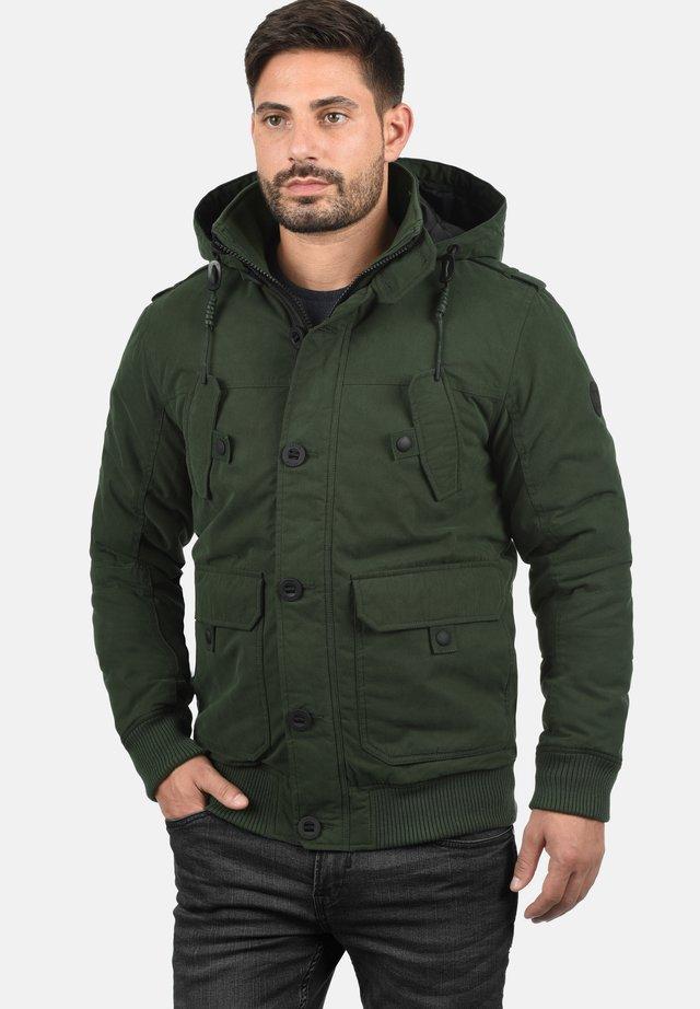 DAVIO - Winter jacket - green
