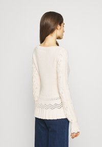 See by Chloé - Sweter - soft ivory - 2