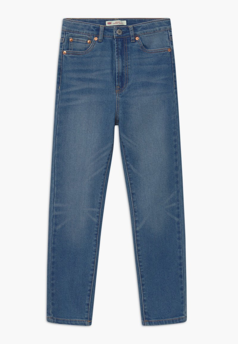 Levi's® - RIBCAGE  - Jeans Straight Leg - light-blue denim
