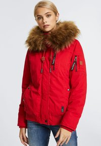 Harlem Soul - GI-GI  - Winter jacket - red - 0