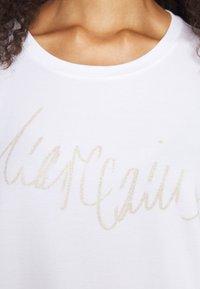 Marc Cain - Print T-shirt - white - 6