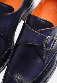 SHOEPASSION - NO. 5454 - Smart lace-ups - night blue - 5