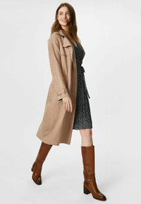 C&A - Trenchcoat - taupe - 0