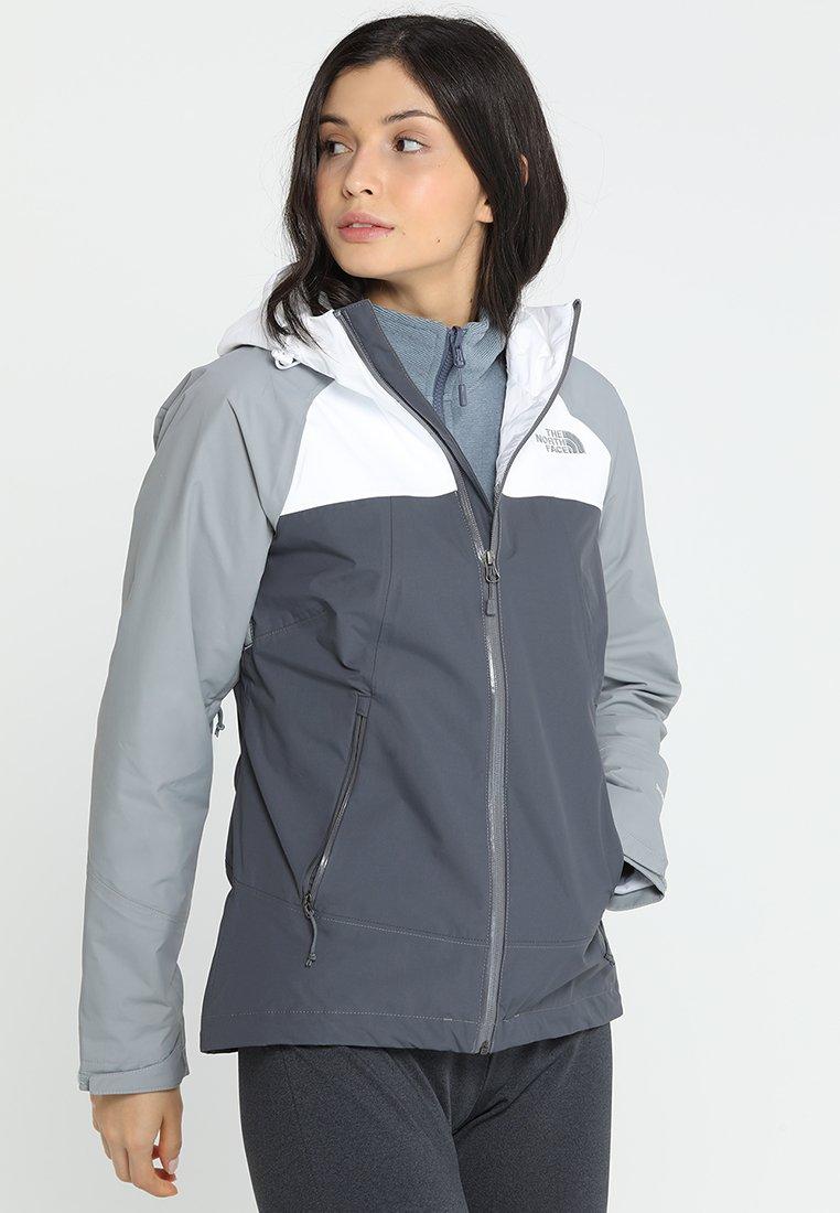 The North Face - STRATOS JACKET - Hardshell jacket - vanadis grey