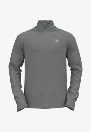 1/2 ZIP BERRA LIGHT - Sweatshirt - grau