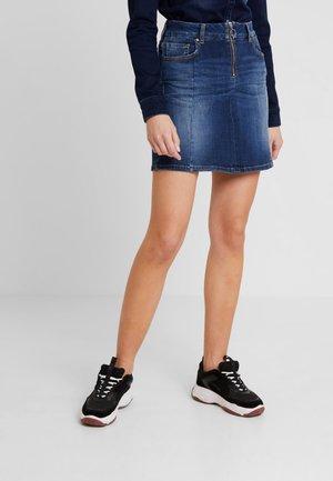 LEMIA  - Mini skirt - lirisal wash