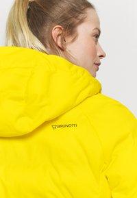 Brunotti - FIRECROWN WOMEN SNOWJACKET - Snowboard jacket - sun - 3