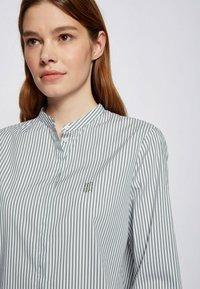 BOSS - BEFELIZE - Button-down blouse - light green - 3