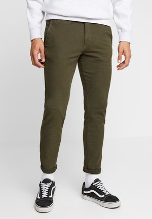 JJIMARCO JJKENSO  - Broek - olive night