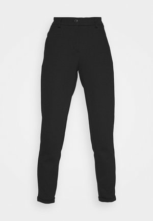 MELINA - Trousers - black