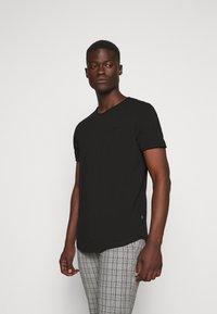 JOOP! Jeans - CLIFF - Camiseta básica - black - 0