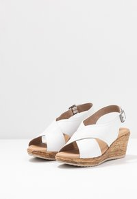 Jana - Clogs - white - 4